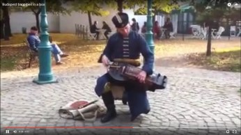 budapest bagpipes