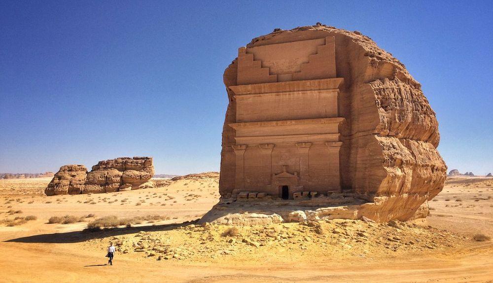 Mada'in Saleh, Saudi-Arabia, Nabateans