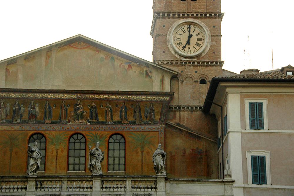 Chiesa Santa Maria in Trastevere