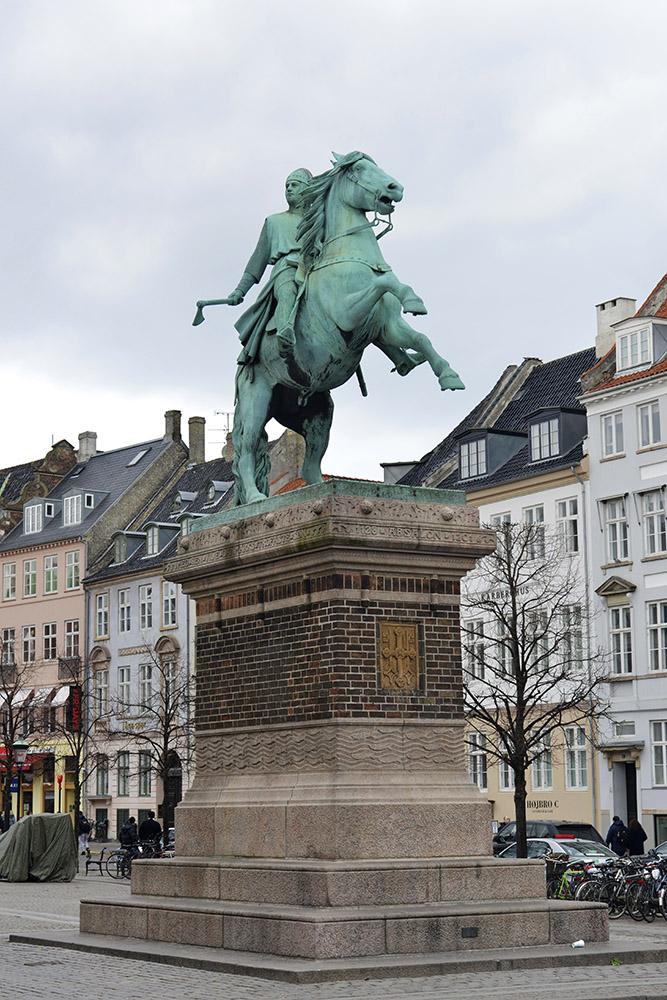 Højbro Plads København Biskop Absalon