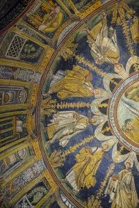 Battisteri Neoniano, Ravenna, mosaikk, verdensarv, kirkekunst