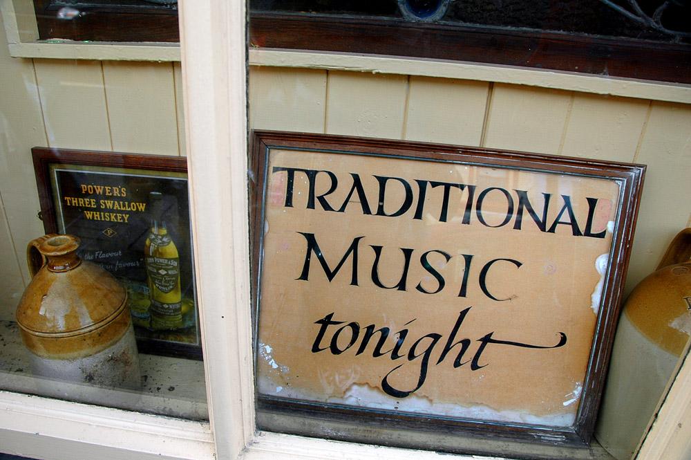 Westport, tradisjonell musikk, folkemusikk, Irland, pub