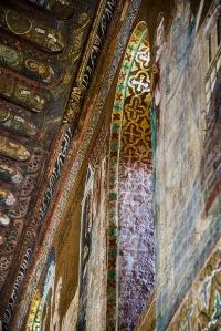 Capella Palatina, Castello Reale, Palermo, kunst, mosaikk