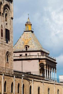Castello dei Normanni, Palermo, normannisk arkitektur