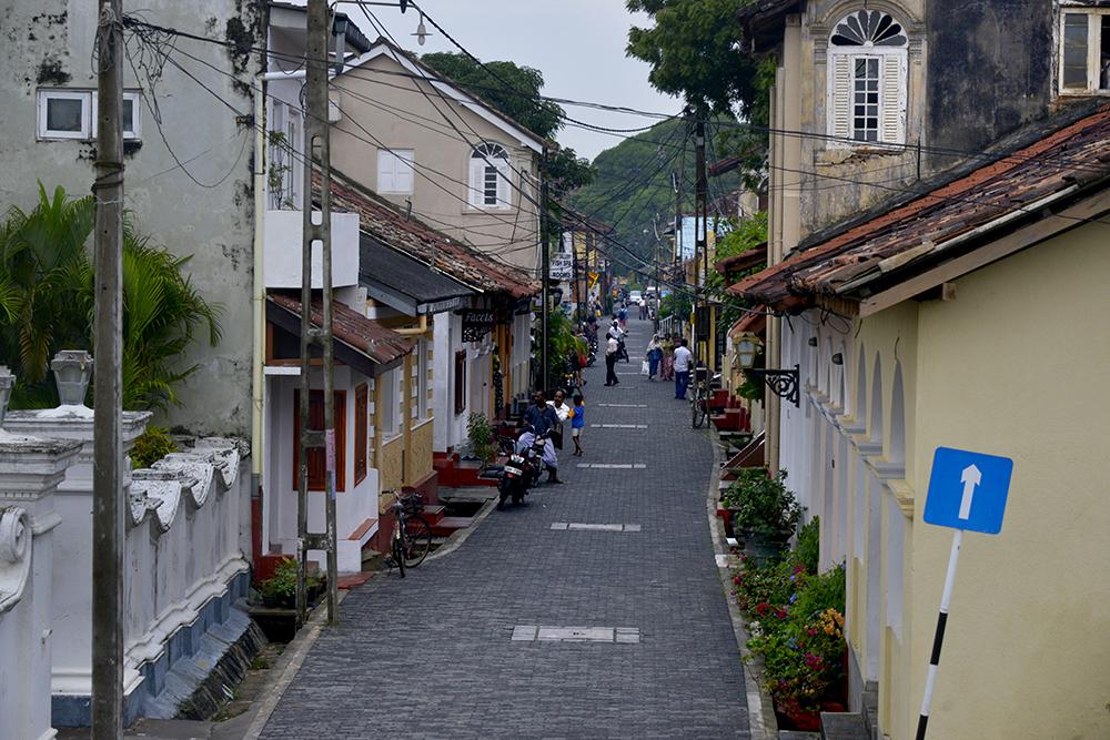 Galle gamleby, Galle fort, beste by i Sri Lanka