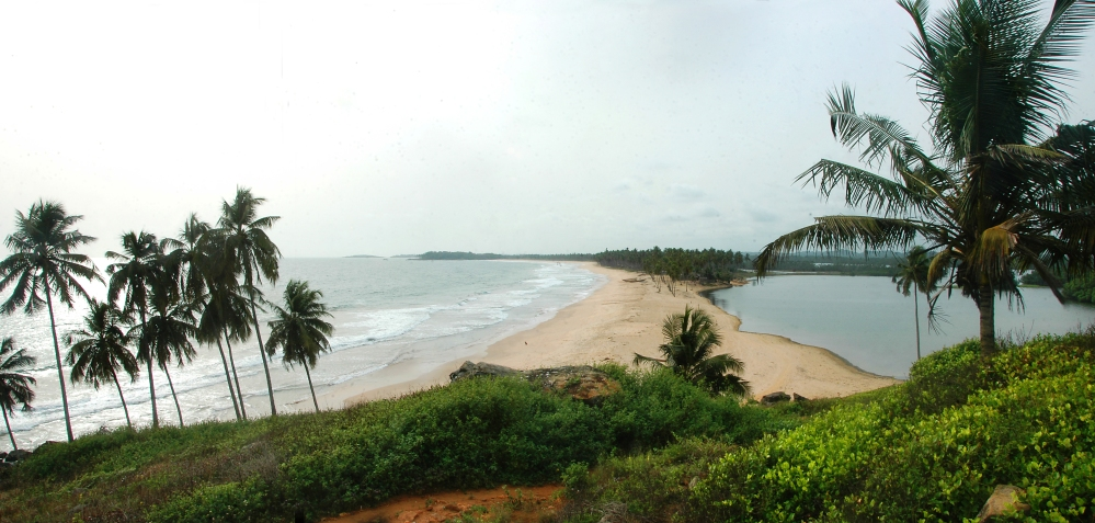 strender i Ghana, Princess Town beaches