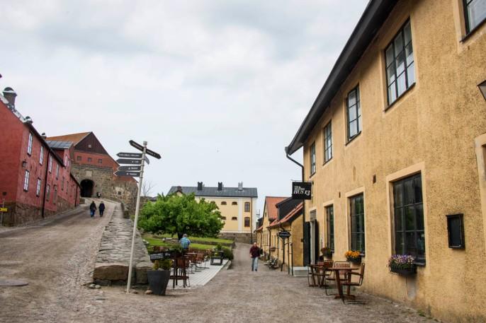 Varberg festning og vandrerhjem