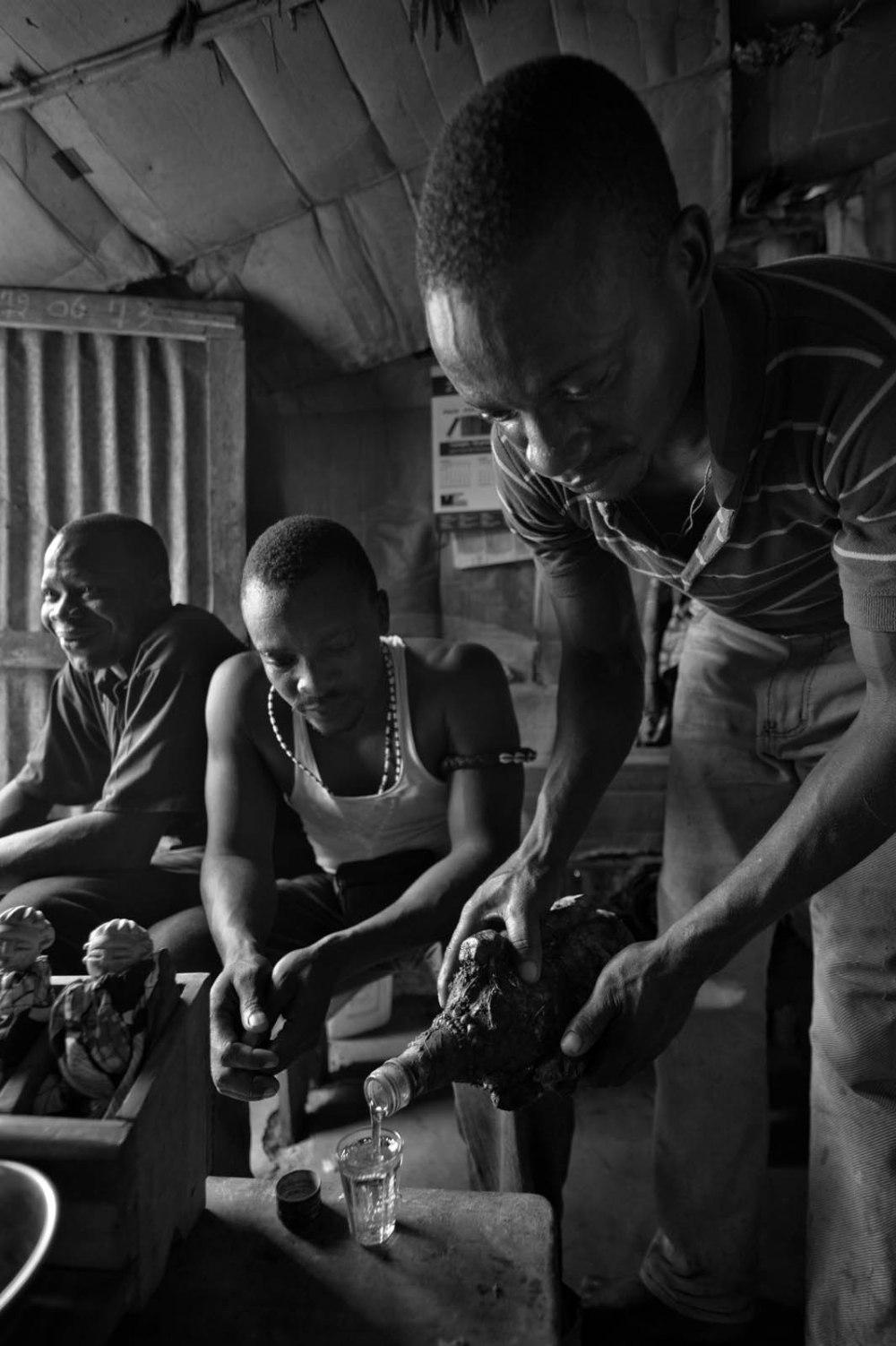 Benin i Vest-Afrika
