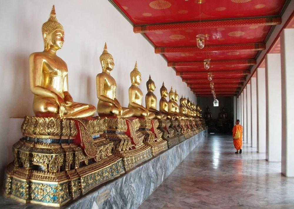 Phra Rabeang Wat Pho